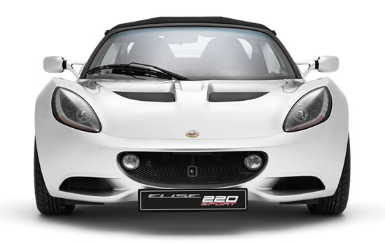 Lotus Front View