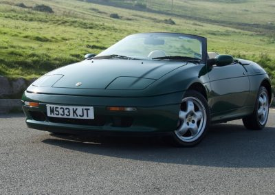 Lotus Elan S2 SE Turbo